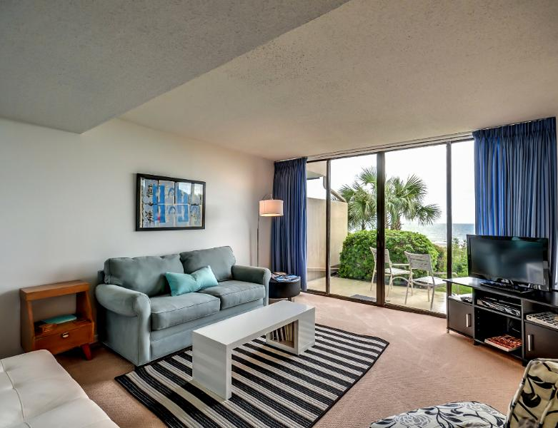 1031 modern ocean front townhome - Image 1 - Amelia Island - rentals