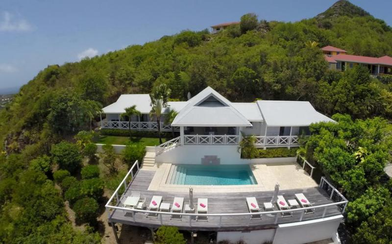 Arrowmarine at Montjean, St. Barth - Ocean View, Extremely Private, Direct Access To The Sea - Image 1 - Grand Cul-de-Sac - rentals