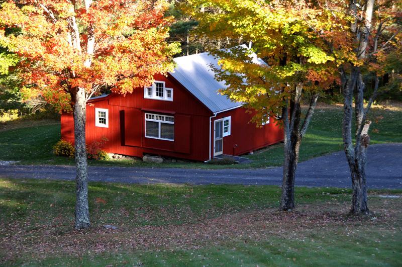 Garden Cottage - Pond Mountain Inn: Garden Cottage - Wells - rentals