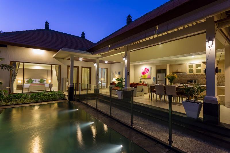 General view - Tulip, Luxury 2/4 Bedroom Villa, Sanur - Sanur - rentals