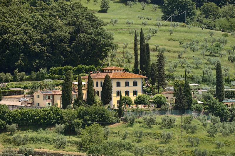 Beautiful Historic Villa Parri in Tuscany Countryside - Image 1 - Pistoia - rentals