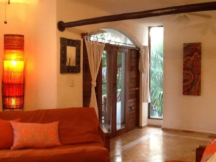 "Spacious and Sunny Casa ""in the heart of it all"" - Image 1 - Playa del Carmen - rentals"