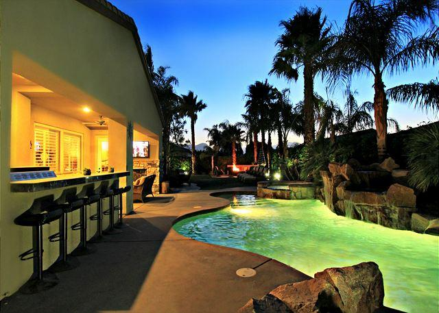 'Cambria' Pool, Spa, Firepit, Poker, Arcade Games! - Image 1 - Indio - rentals