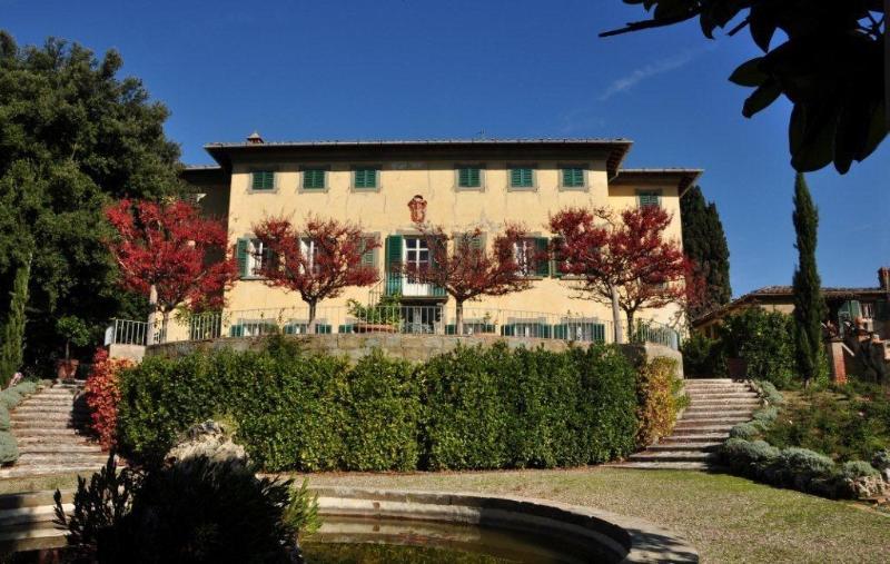 Villa Petrolo - TFR84 - Image 1 - Mercatale Valdarno - rentals