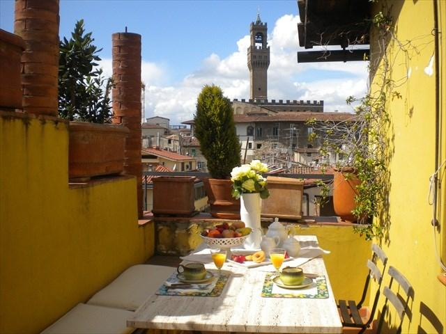 Florence Roof Top Apartment city center - TFR95 - Image 1 - Donnini - rentals