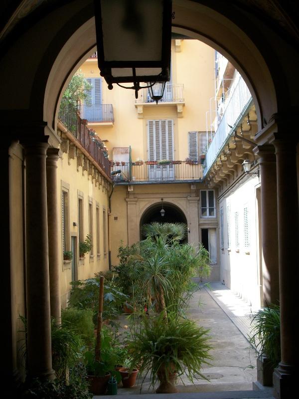 Studio Apartment Florence - TFR107 - Image 1 - Vinci - rentals