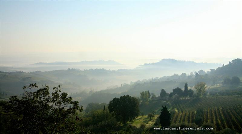 lucca countryside apartment with pool WIFI panoramic views  - TFR3 - Image 1 - Lucca - rentals