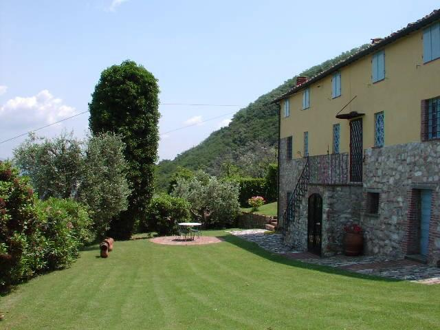 Lucca Valley house with pool - TFR98 - Image 1 - Vicopelago - rentals