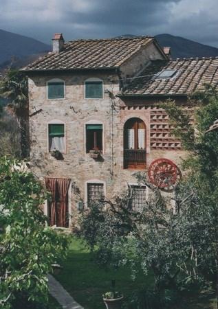 Villa San Ginese Lucca - TFR19 - Image 1 - San Leonardo in Treponzio - rentals