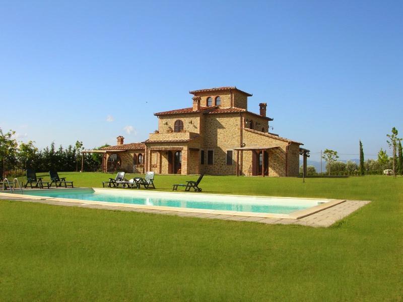 Villa Trasimeno - TFR134 - Image 1 - San Fatucchio - rentals