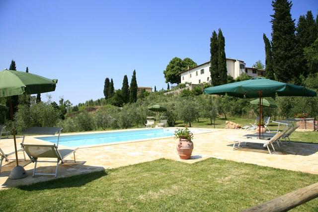 Villa Pisa - TFR89 - Image 1 - Pisa - rentals
