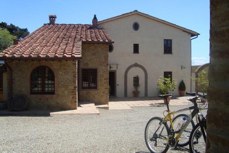 Villa Toskana agriturismo - TFR133 - Image 1 - Bibbona - rentals