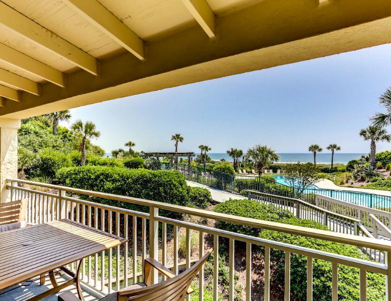 Charming two bedroom oceanside  condo - Image 1 - Amelia Island - rentals