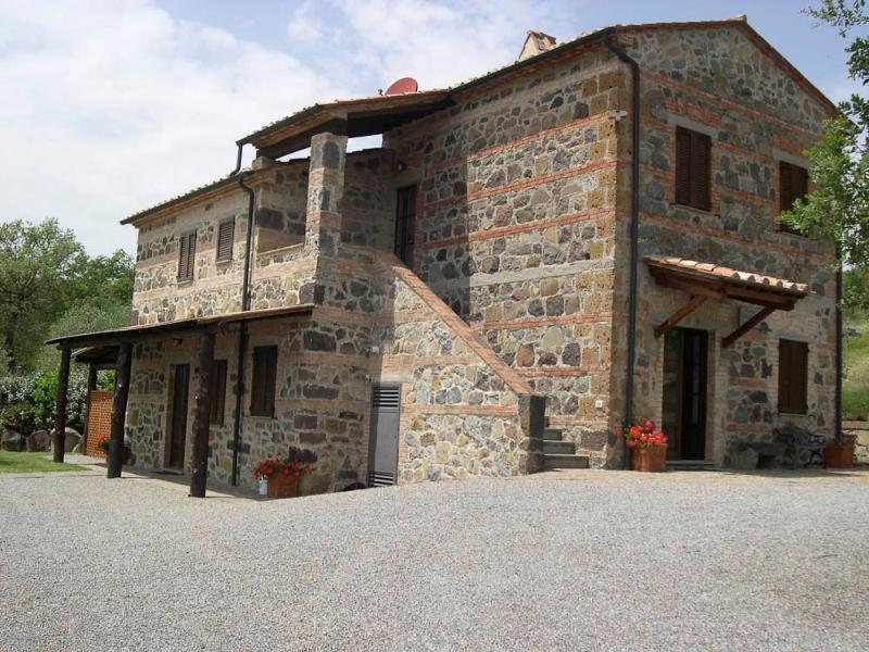 Casa Santo Siena - TFR131 - Image 1 - Radicofani - rentals