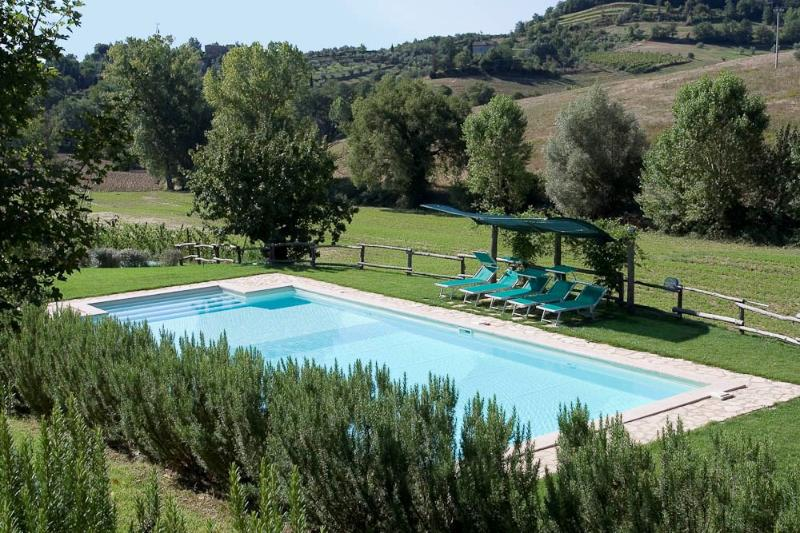 Farmhouse Chiusi Siena - TFR140 - Image 1 - Siena - rentals