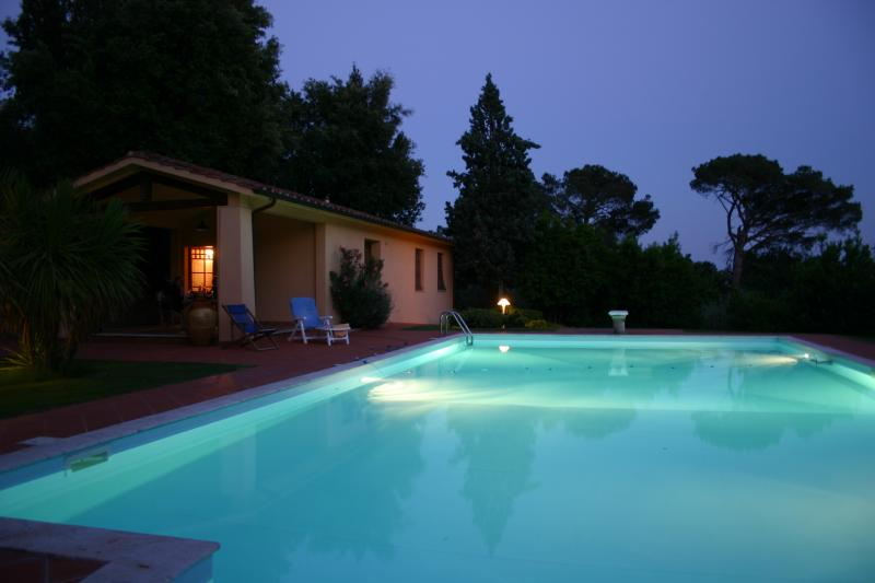 Siena Cottage Villa with Swimming Pool - TFR71 - Image 1 - Sinalunga - rentals