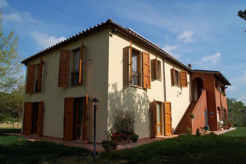 Villa Chianciano Terme - TFR121 - Image 1 - Siena - rentals