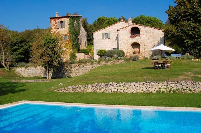 Villa Monticchio - TFR126 - Image 1 - Sarteano - rentals