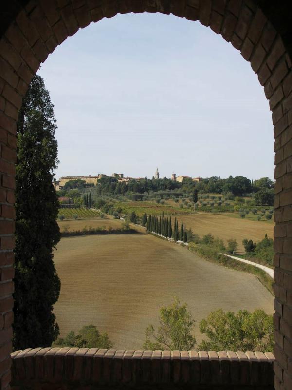 Villa Orcia Valley - TFR122 - Image 1 - Pienza - rentals