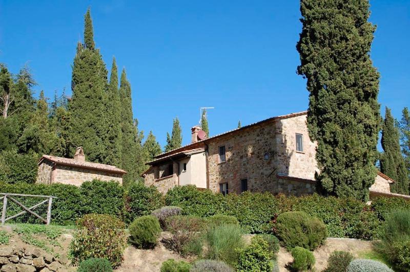 Villa Piazze - TFR144 - Image 1 - San Casciano dei Bagni - rentals