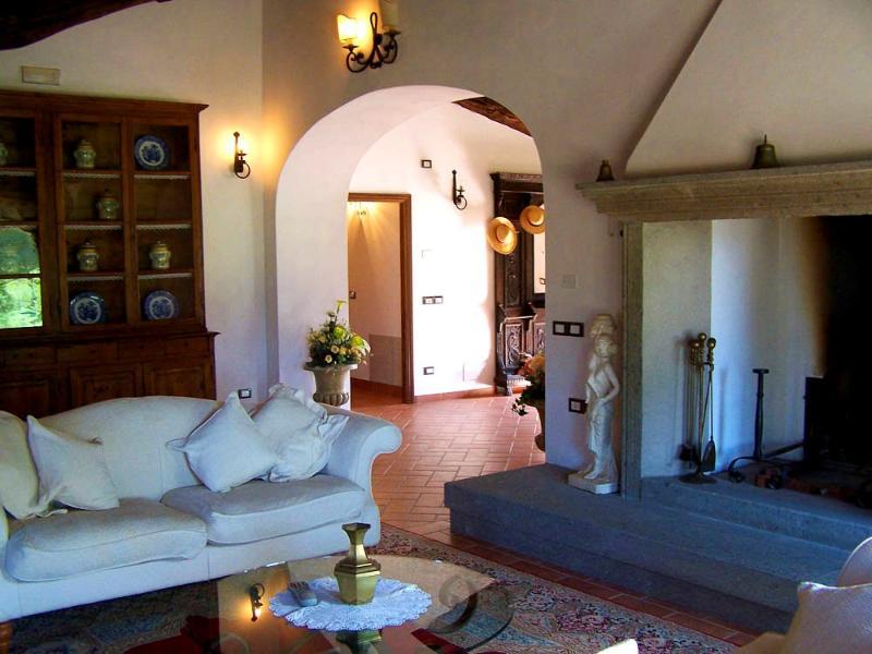 Villa Spinarella - TFR127 - Image 1 - Pienza - rentals