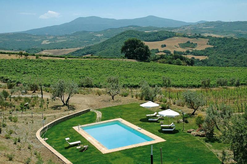Villa Velono - TFR124 - Image 1 - Montalcino - rentals