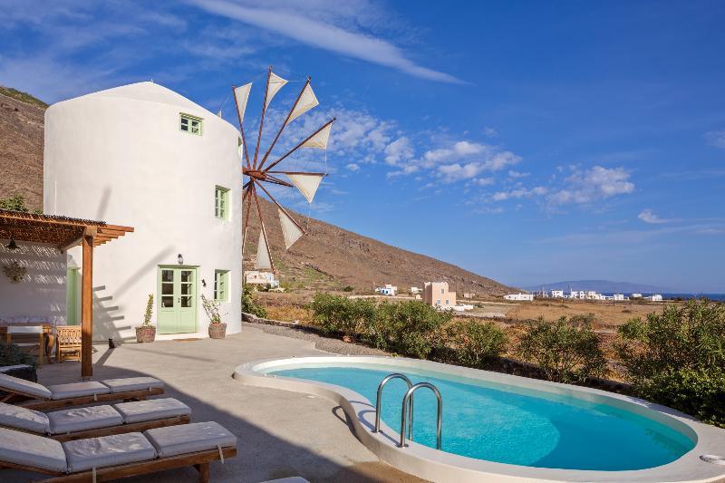 Windmill Villas-Green - Image 1 - Imerovigli - rentals