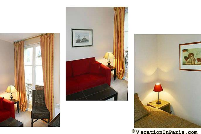 Simon le Franc One Bedroom - ID# 72 - Image 1 - Paris - rentals