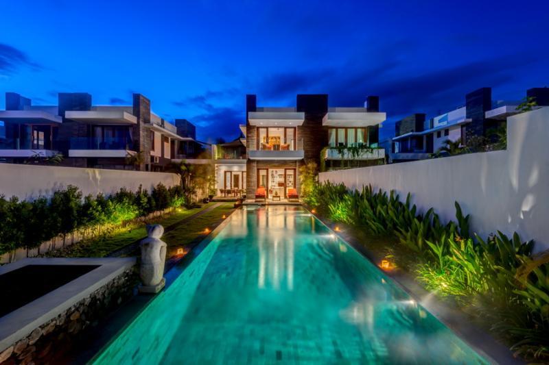 Bali Diamond 5 Bedroom Beach front luxury Villa - Image 1 - Gianyar - rentals