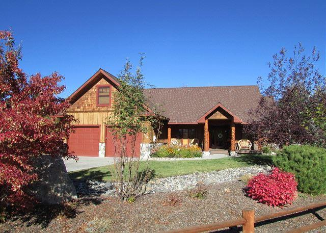 Mountain Style Home with Luxury Furnishings - Image 1 - McCall - rentals