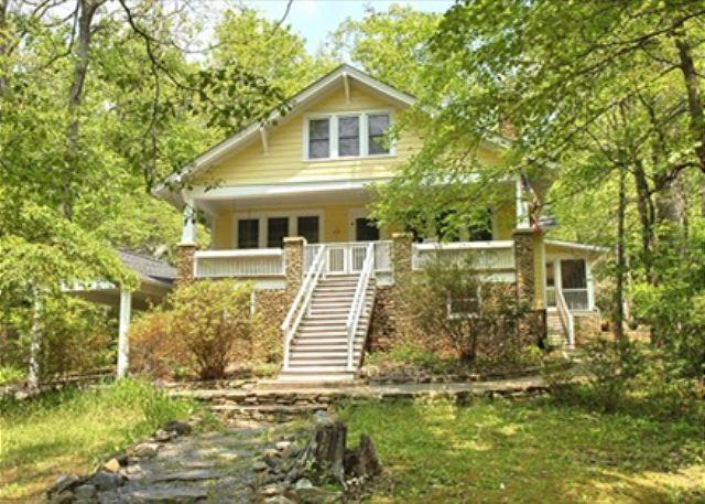 DuBard Cottage - DuBard Cottage in Montreat - Montreat - rentals