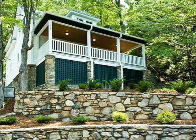 Rest and Be Thankful - Image 1 - Montreat - rentals