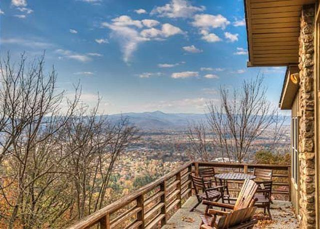 Side Deck Off Kitchen - Ashevilla - Asheville - rentals