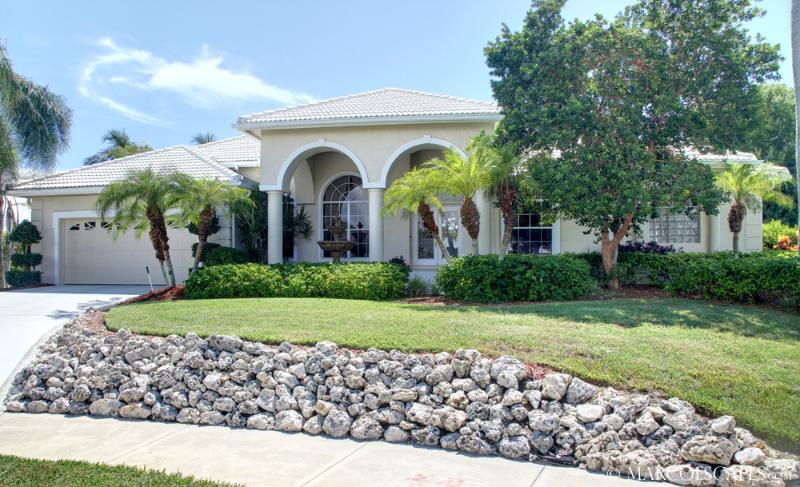 CHANNEL COURT - Understated Elegance Abound, Wide Water Views - Image 1 - Marco Island - rentals