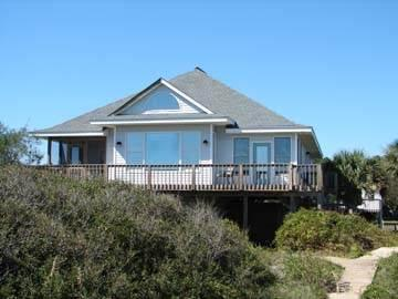 "1908 Palmetto Blvd - ""BHS House + Cottage"" - Image 1 - Edisto Beach - rentals"