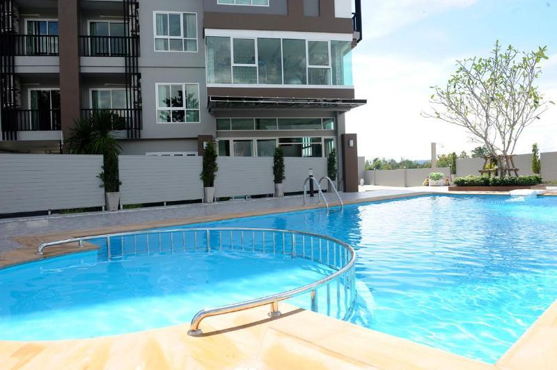 The Swimming Pool - The Sea Condo Krabi MONTHLY - Krabi - rentals
