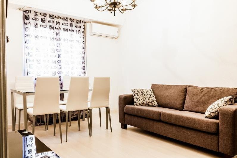 Living room - Valencia Center Abastos - Valencia - rentals