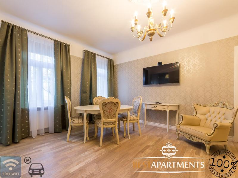 1 bedroom apartment with free parking - Image 1 - Tallinn - rentals