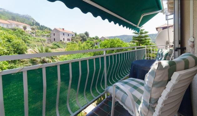 Apartment with balcony - Apartment with balcony on Lopud island - Dubrovnik - rentals