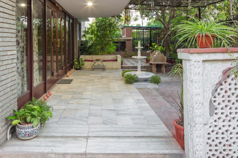 Main entrance - Magpie Villa, Jaipur - B&B in the heart of city - Jaipur - rentals