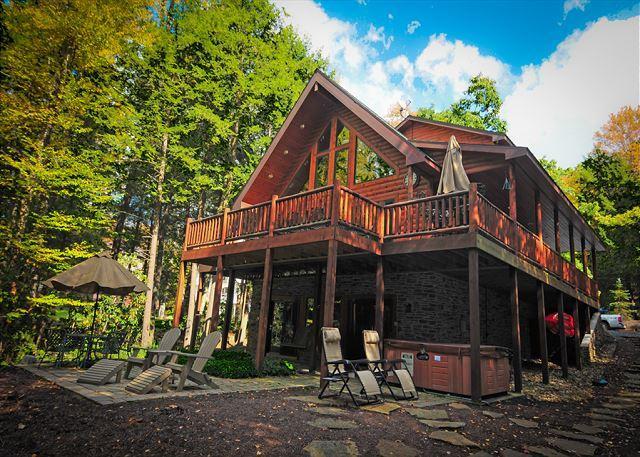 Exterior - Claralea Lodge - Oakland - rentals