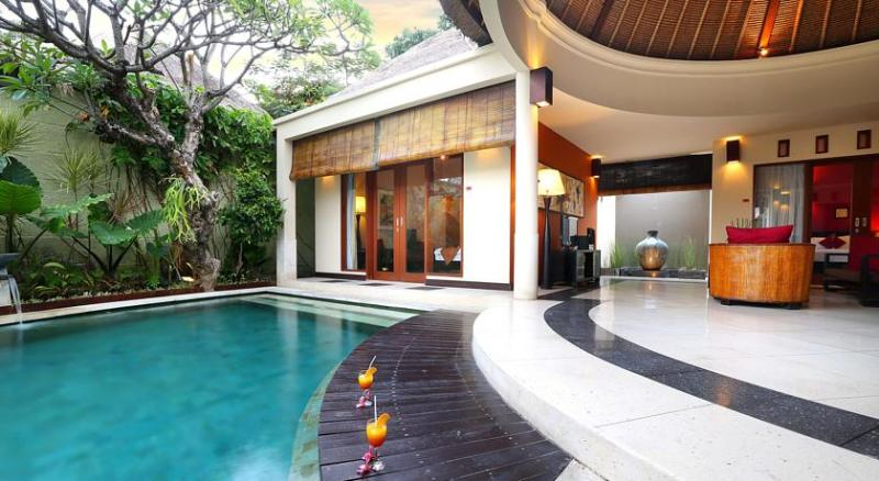 Villa and Pool view - Bill, Luxury 4 Bed / 4 Bath villa, Seminyak - Seminyak - rentals