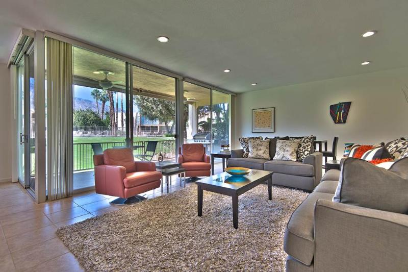 Seven Lakes Poolside Retreat - Image 1 - Palm Springs - rentals