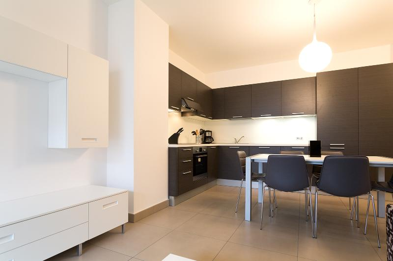 Kitchen - Golfo Gabella 2 bedroom apartment (BFY13584) - Maccagno - rentals