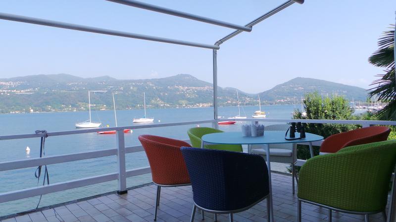Balcony / Terrace - Ranco villa (BFY14006) - Ranco - rentals