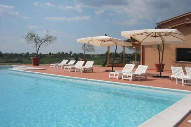 Swimming pool - Lazio villa with pool - BFY146 - Magliano Sabina - rentals
