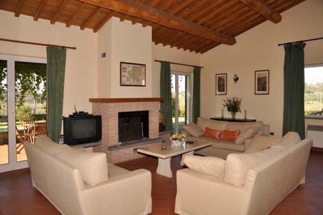 Living room - Villa near Rome (BFY148) - Magliano Sabina - rentals