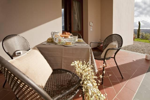 Private terrace - 2 bedroom holiday rental Tuscany (BFY1307) - Gambassi Terme - rentals