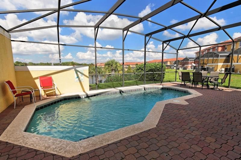 Encantada Resort, Florida. - Lantana Lake. WiFi, Lake View. 5* Resort Amenities - Kissimmee - rentals