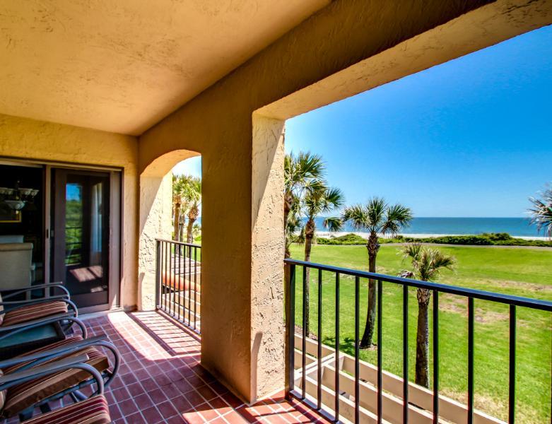 1827 3 bedroom 3 bath ocean front Turtle Dunes - Image 1 - Amelia Island - rentals